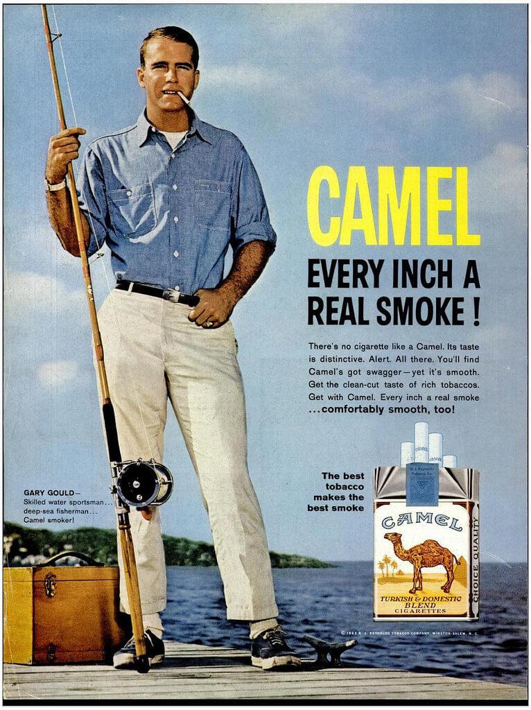 Tobacco Advertisement